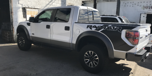 Raptor Truck